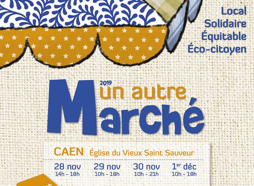 Cinergie à l'AUTRE MARCHE de Caen